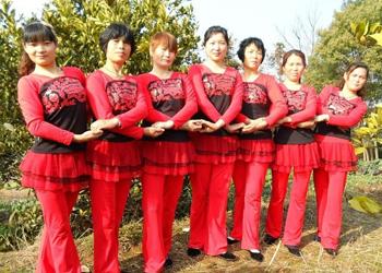 鄂州益馨广场舞