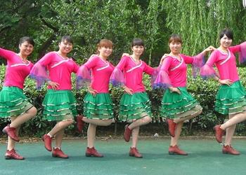 紫星广场舞