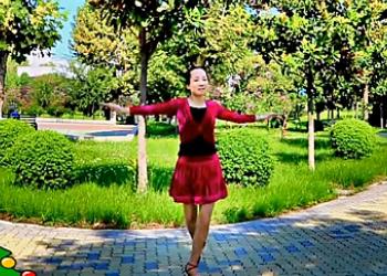 嫣紫广场舞
